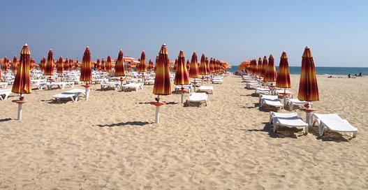 Plaža u Albeni
