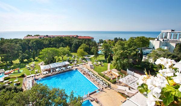 Sa terase Grand Varna hotela