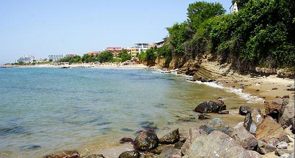 Sveti Vlas, plaže