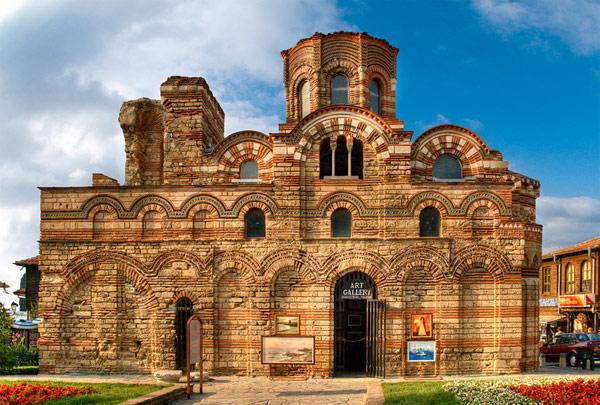 Antički Nesebar, Crkva Hristosa Pantrokrator