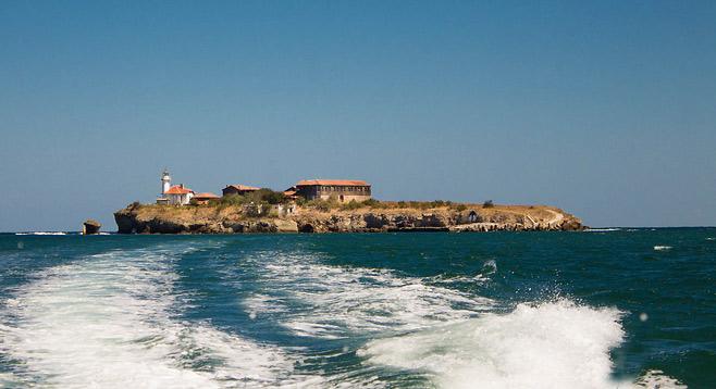 Sveti Ivan, najveće ostrvo u Bugarskoj