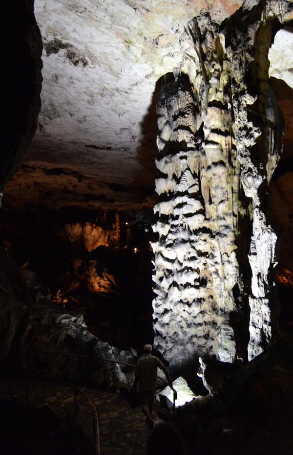 Najveći stalaktit na Balkanu