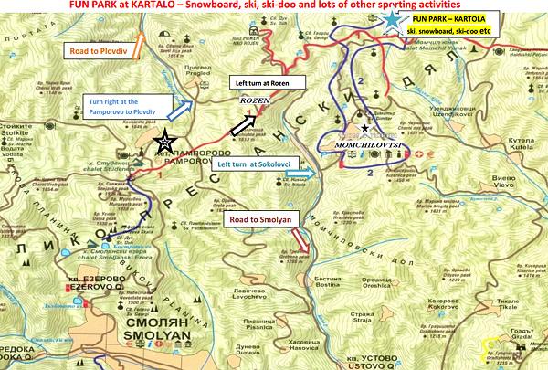 Kartola mapa