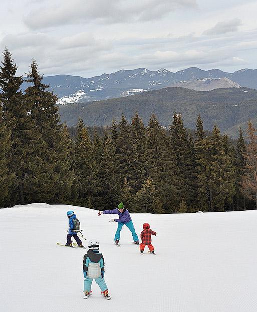 Ski škola za najmaleđe
