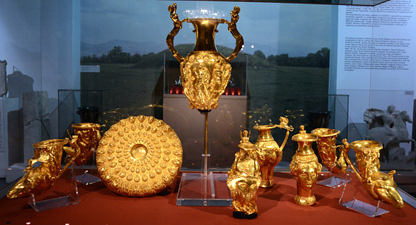 Trakijsko zlato