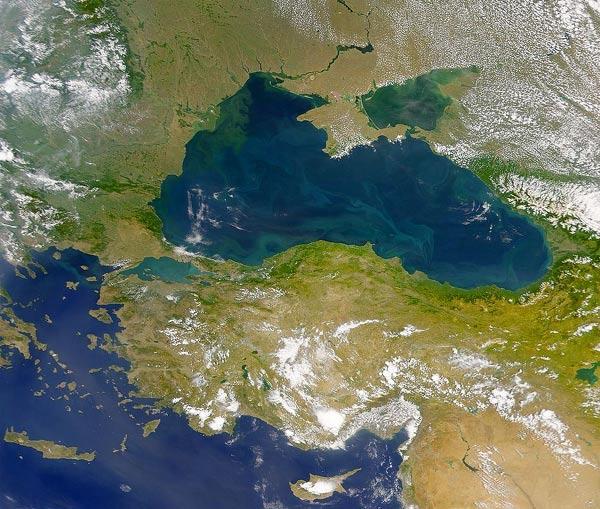 Crno More Turisticki Crni Biser Za Leto U Evroaziji