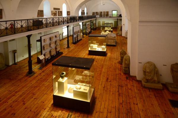 Deo muzeja posvećen antičkoj zaostavštini