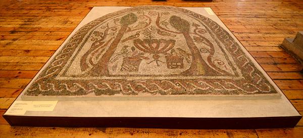 Mozaik iz crkve Sveta Sofija